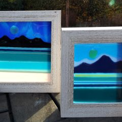 Mini Argyll - Fused Glass Graham Muir | Paisley Scotland