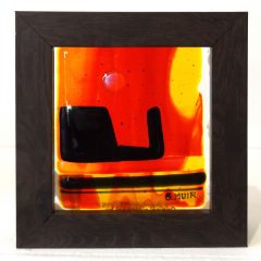 Brodgar - Fused Glass Graham Muir | Paisley Scotland