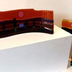 Orkney Exhibition - Fused Glass Graham Muir | Paisley Scotland