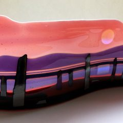 Orkney - Fused Glass Graham Muir | Paisley Scotland